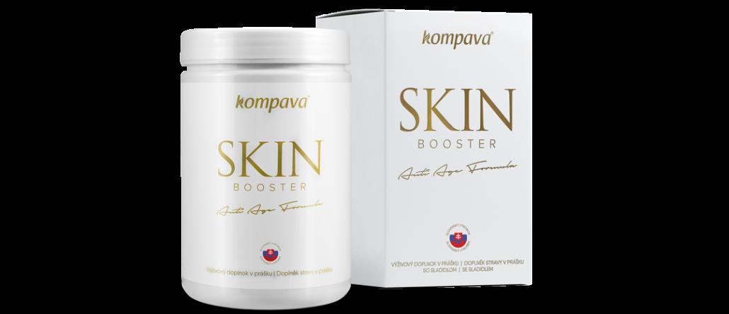 Skinbooster - Užívanie